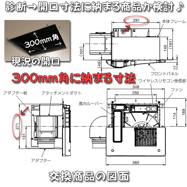 三乾王TYK200開口寸法