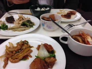 ケパさんの夕食