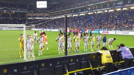 J特】160925 FC東京3-3ガンバ大...