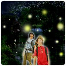 「蛍の鑑賞でうっとうしさを忘れる梅雨の夜 」の質問画像