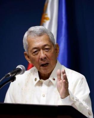 フィリピン大統領の国連脱退示唆 発言に波紋 。ヤサイ外相が ...
