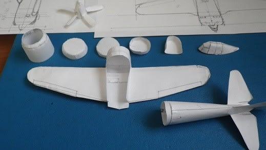 式 単座 戦闘 機 二
