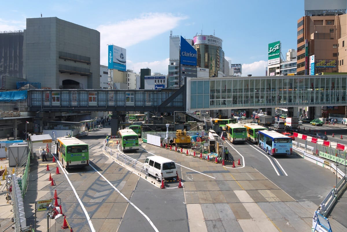 緑には、東京しかない