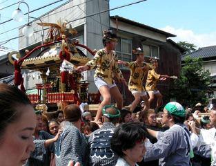 第356回 鷲宮神社 土師祭 2008年...
