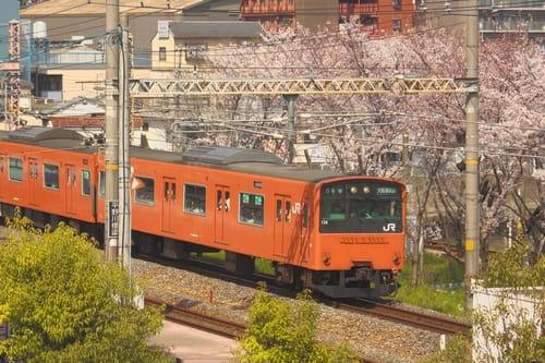 京橋~大阪城公園