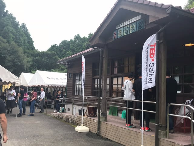 雪浦音浴博物館  TED×Saikai