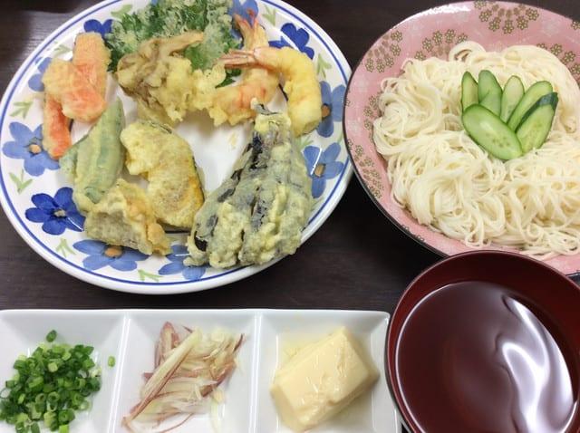 ナスと豚肉のつけ汁そうめん レシピ・作り方 by …