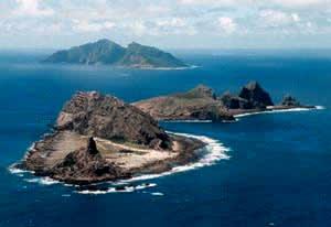 尖閣諸島関連の記事
