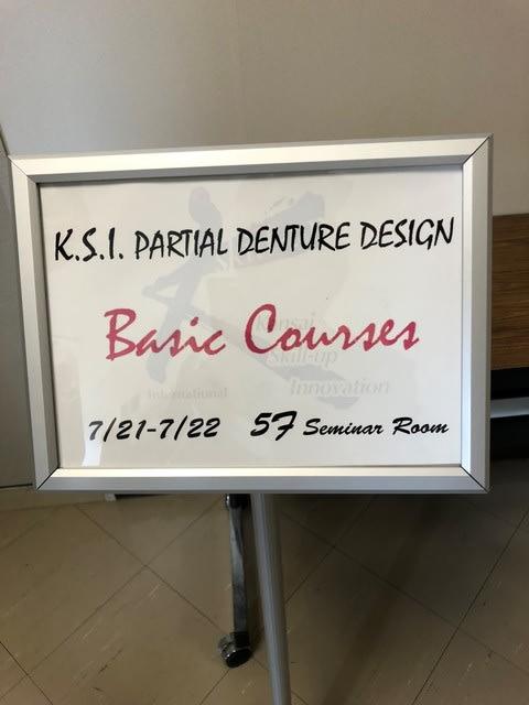 k.s.i.PARTIAL DENTURE DESIGN Basic Course 4日間集中コース 後編