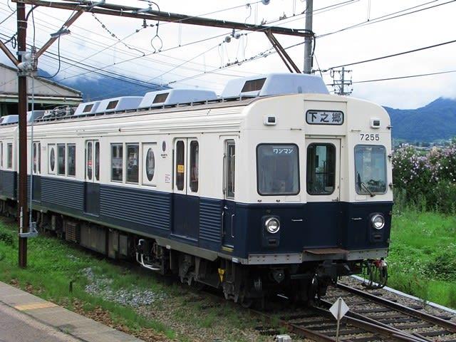 上田電鉄7200系7255F_1
