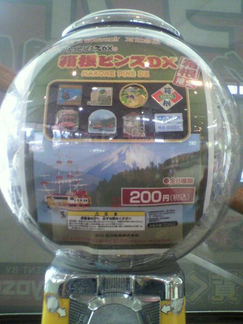 箱根ピンズDX