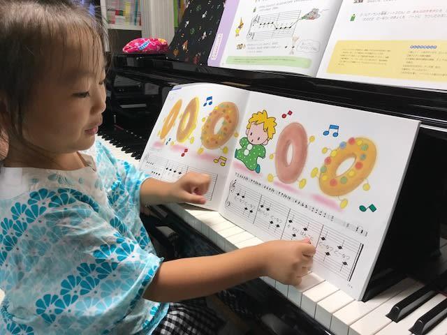 ピアノレッスンの導入 プレピアノランドとピアノランド