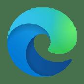 Microsoft Edgeのロゴ