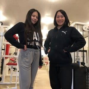 ビキニ選手 と フィギュア選手