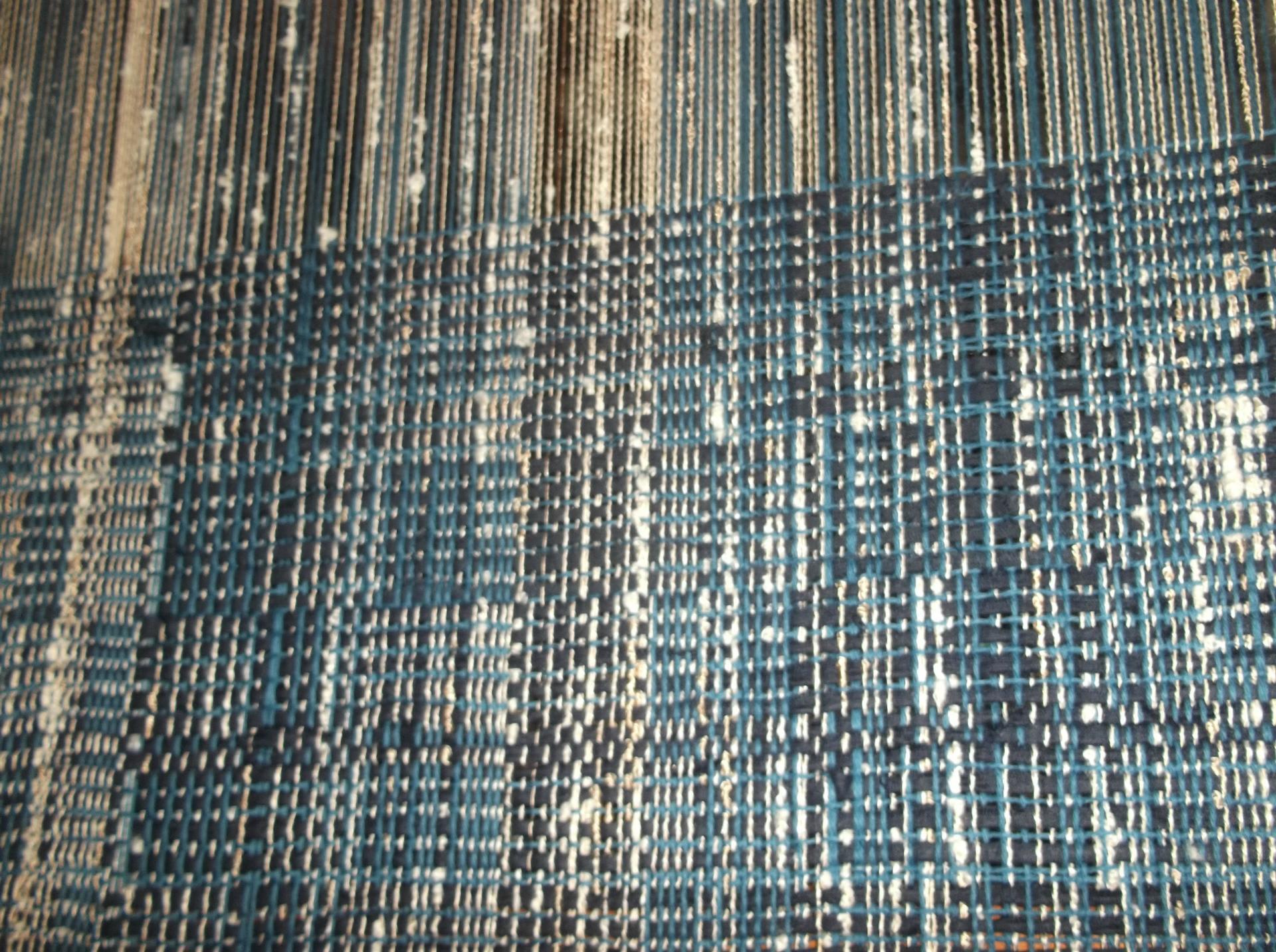 草木染糸と布で裂き織り - 古民...