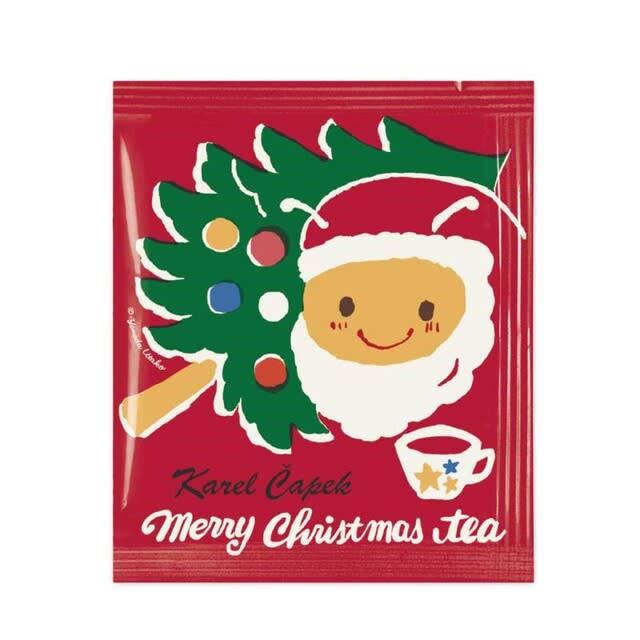 2019クリスマスティー カップ用ティーバッグ5p