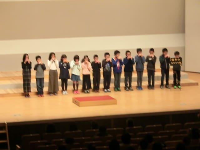 栃本小学校オカリナ部