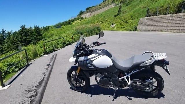 v strom vストローム 1000 バイク試乗 レンタルおよびツーリング日記