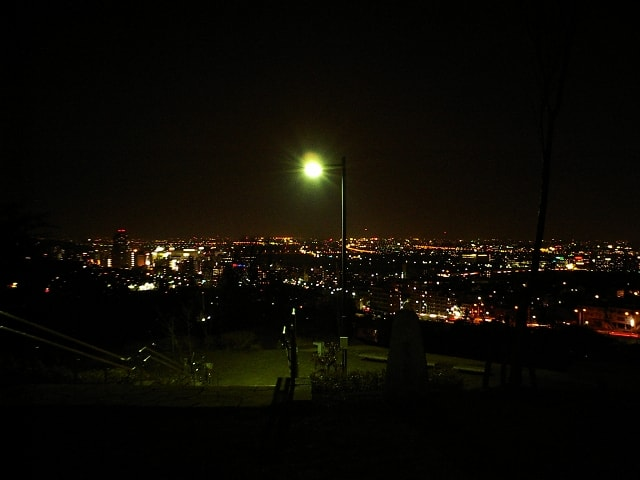 94955847be 多摩市 ゆうひの丘公園 - HarryのW63CA写真館