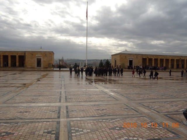 トルコ一周とカッパドキアの旅<◇アンカラ市内観光> - mugifumi日誌