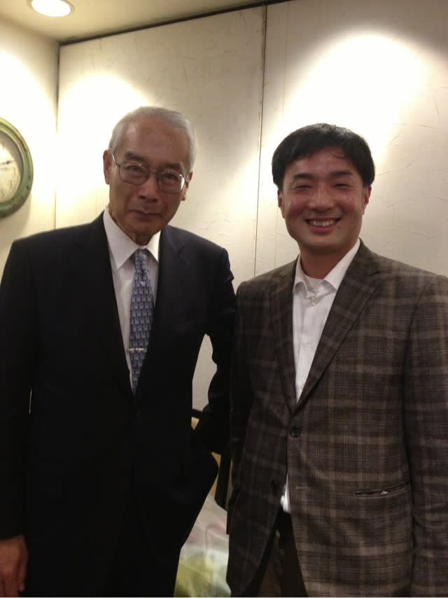 鈴村先生最終講義、新ゼミ顔合せ...