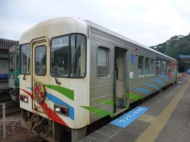 所有車両は2両だけ、阿佐海岸鉄...