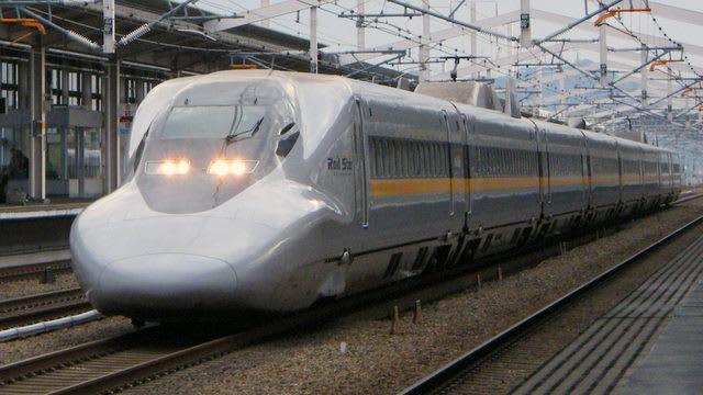 山陽新幹線700系7000番台