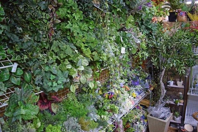 造花ココーフラワー横浜 フェイクグリーン造花の店舗画像