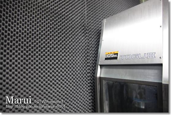 精密板金 丸井工業 工場内に貼られた吸音材
