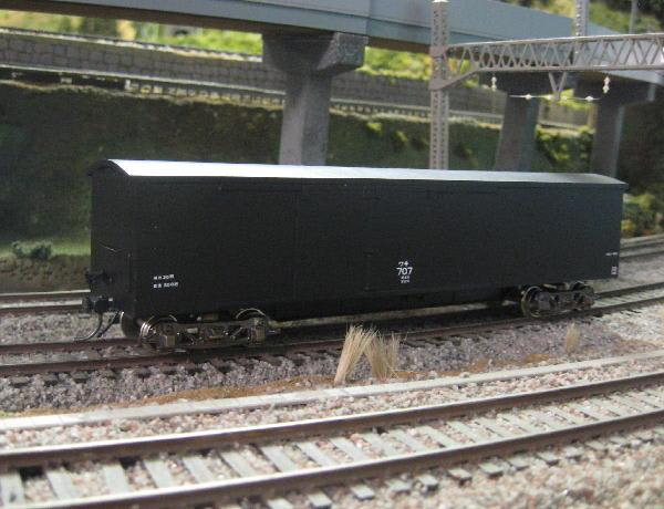 国鉄ワキ700形貨車