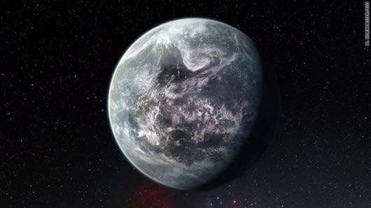 地球型惑星16個発見、生命存在の...
