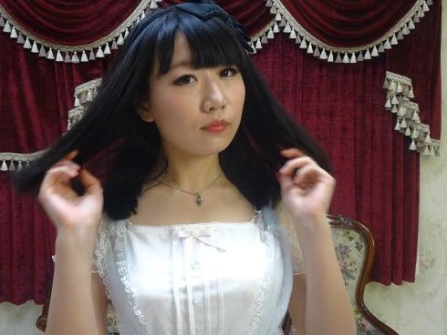 7人目 女子校生萌ちゃんの場合 素人女子達の自画撮りオナニー
