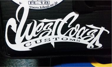 west coast customs 西大和の改造 nara恋R ゴーゴーショー