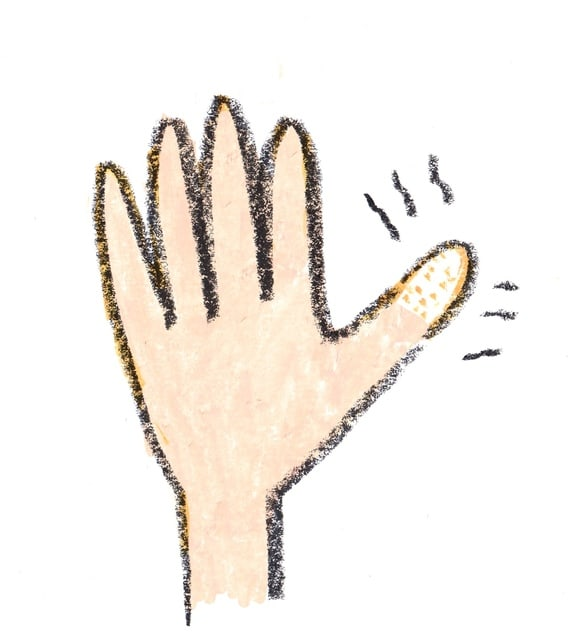 指先 の 痺れ