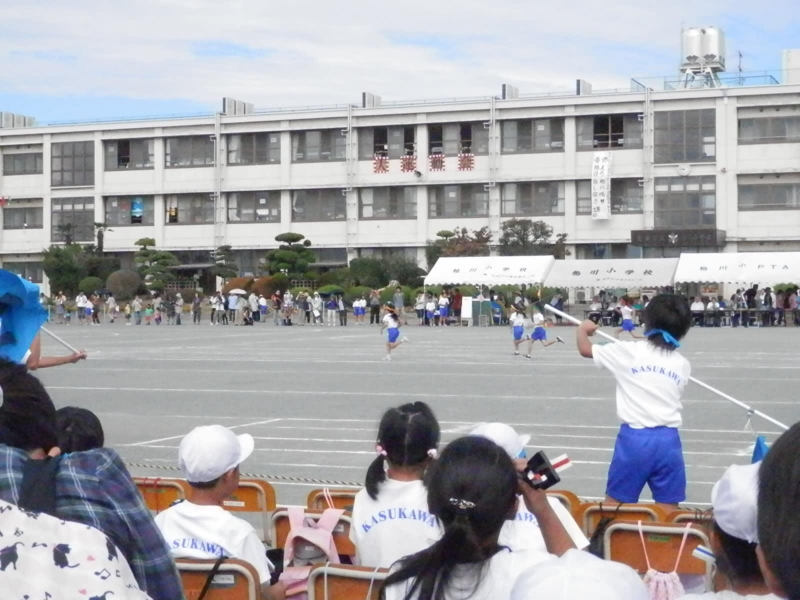 平成24年度 粕川小学校運動会 - JL1AGY's BLOG