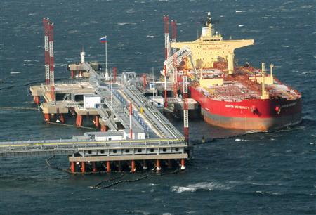 2009 12 29 ロ極東で原油積み出し開始 アジア市場進出へ一歩【共同】