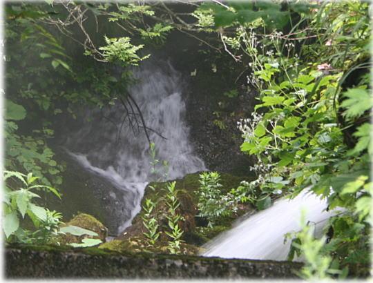 宝谷鉱山水源