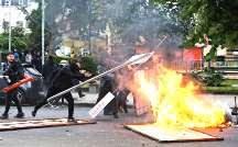 2019 10 20 チリで学生デモ暴徒化【保管記事】