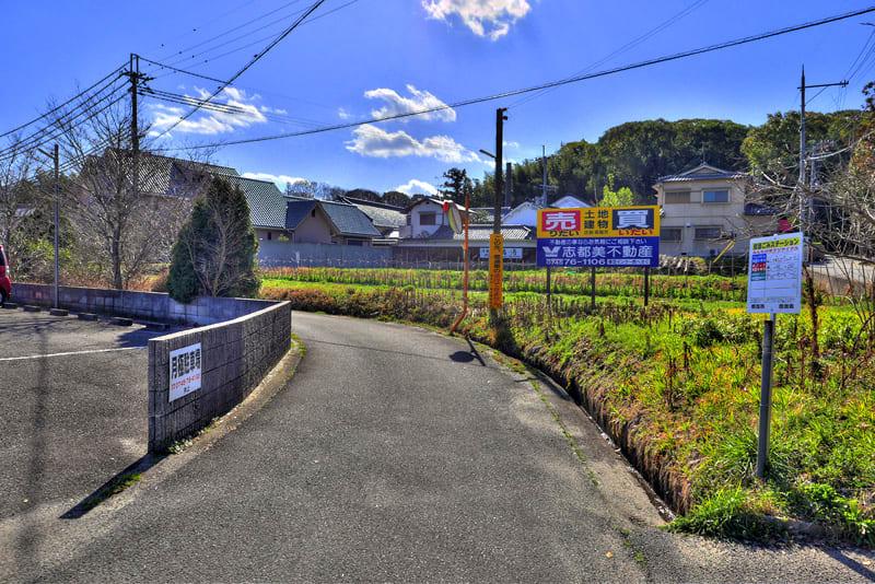 奈良県香芝市今泉の風景 - 美しい星