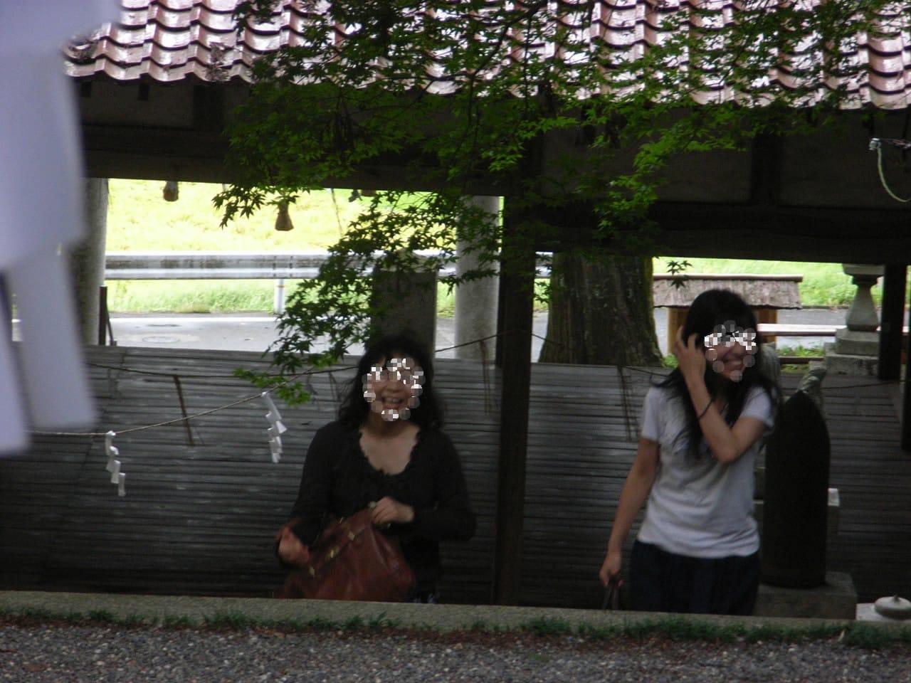 杉森神社の物語(東広島市河内町)癒しのある風景