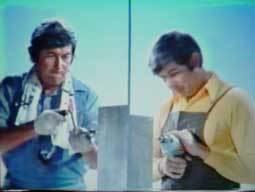 1975年当時のCM画像 - 2Bえんぴつ