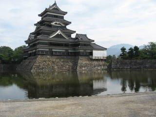 松本城から千葉県松戸市まで。 -...