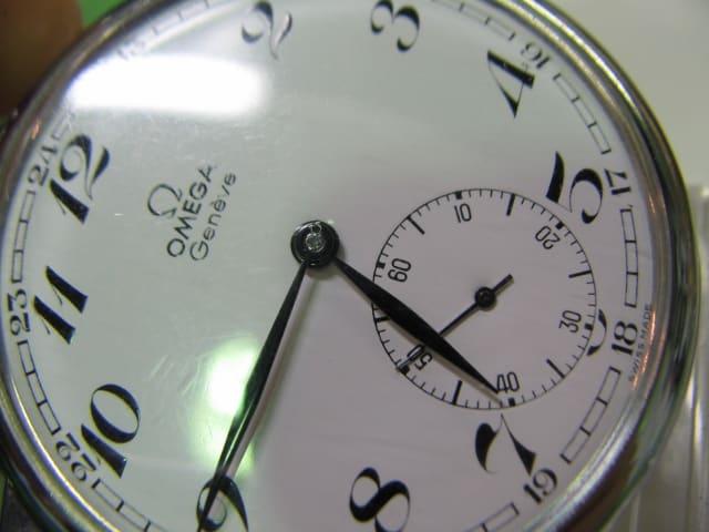 official photos 1a3d8 077cf オメガ懐中時計を修理しました - 正ちゃんの時計修理ブログ ...