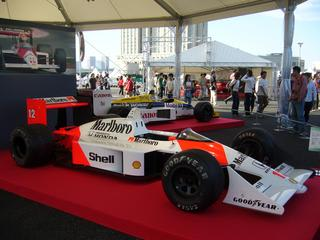 モータースポーツジャパン2006マクラーレンホンダ