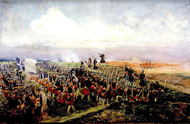 1740年 〈オーストリア継承戦争...
