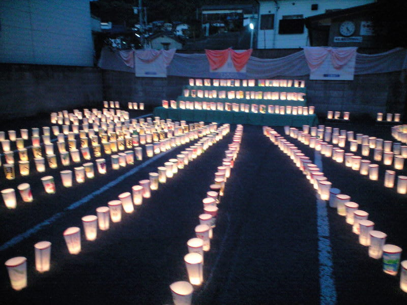 因島灯りまつり