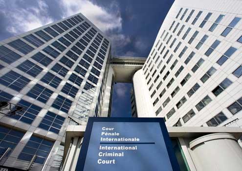 個人声明:国際刑事裁判所(ICC...