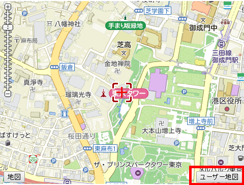 gooブログ地図