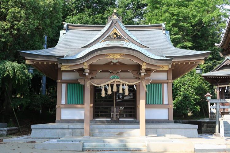 杉山神社(都筑区勝田町) - かながわ いーとこ