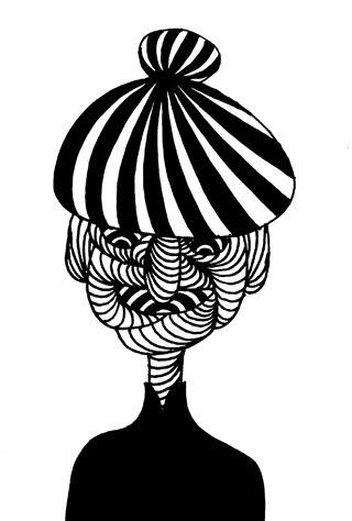 黒柳徹子 席描きでは使えない似顔絵 お絵描き日記 イラストレーター照井正邦